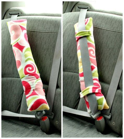Travel Pillow For Car Seat by 25 Best Ideas About Seat Belt Pillow On