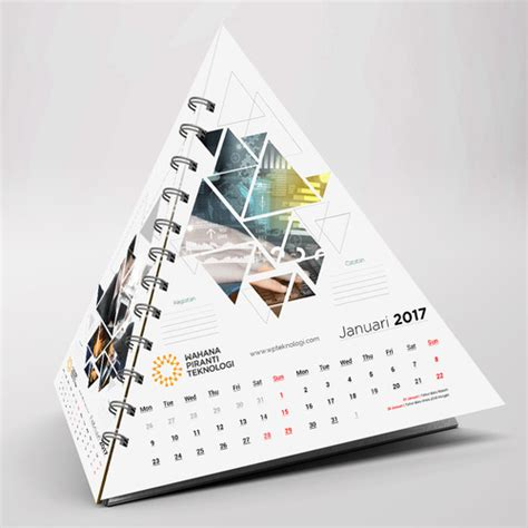 desain kalender meja 2016 sribu home furnishing calendar design service