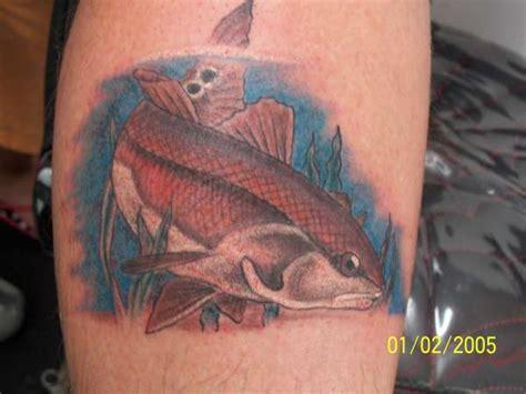 redfish tattoo redfish