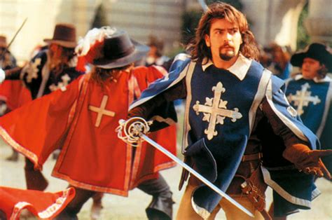 musketeers  film find
