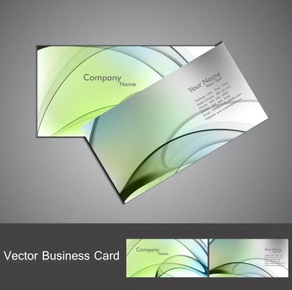 corel draw business card template free vectors on