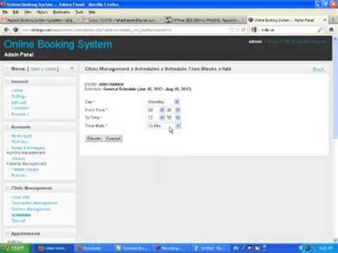tutorial php booking system online booking system video tutorial youtube