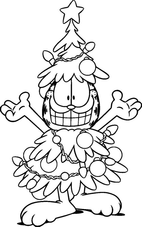 garfield coloring pages free garfield the cat coloring pages for