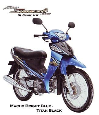 Stripingstickerlis Motor Suzuki Smash Titan 2011 harga sparepart suzuki smash 110 motorcycle part