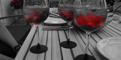 tafelfarbe auf glas mit vbs tafelfarbe einfach gl 228 ser bemalen f 252 r die diy