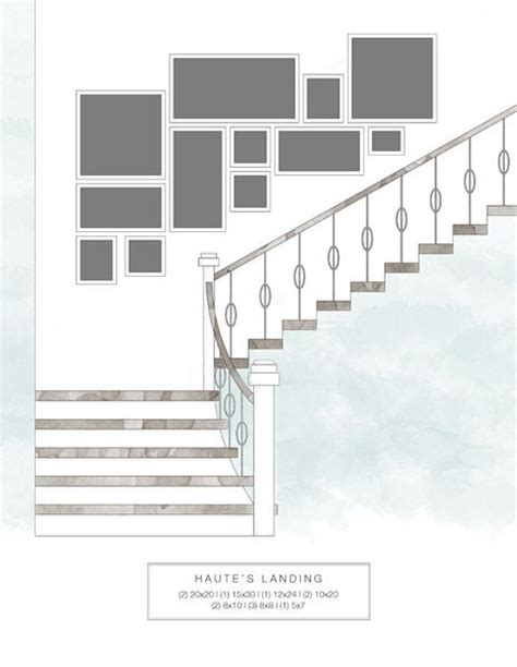 Stairway Photo Gallery Template by 25 Best Ideas About Gallery Wall Staircase On