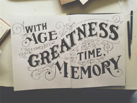 Victorian Design Style by 30 Gorgeous Examples Of Inspirational Hand Lettering