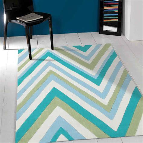 light blue chevron rug gem multi chevron rug light blue green beyond bright