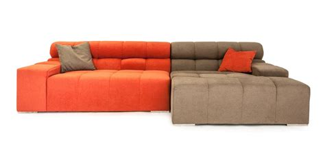 Modern Modular Sofa Kardiel Cubix Modern Modular Right Sectional Sofa Home Furniture Design