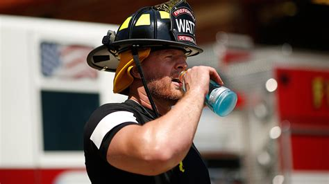 The Firefighter jj watt firefighter
