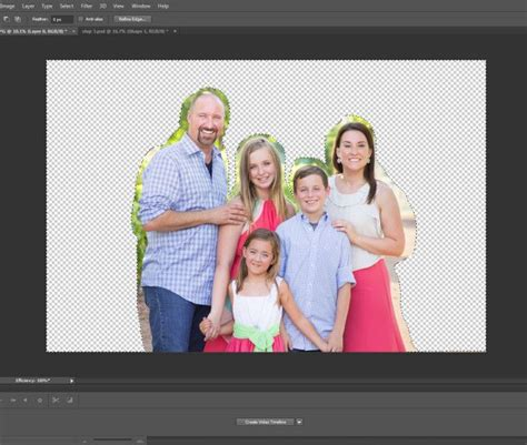delete background in photoshop photoshop tip removing and changing a background