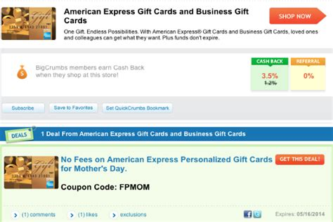 American Express Gift Card Canada - coupon code for american express gift cards papa johns roanoke va