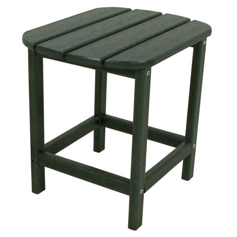 Patio Side Table Hton Bay Statesville Patio Side Table Fts70513a The Home Depot
