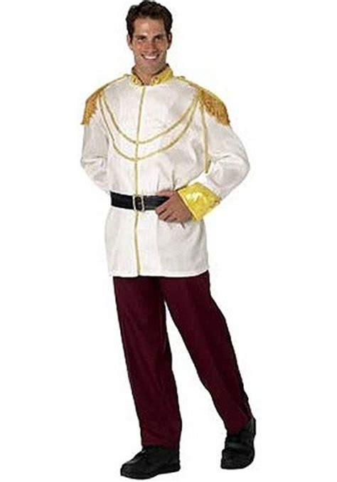 prince charming disney costume rental