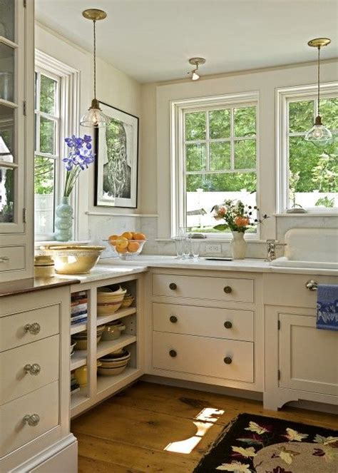 kitchen cabinets that look like furniture step out of the box when you re setting up your new