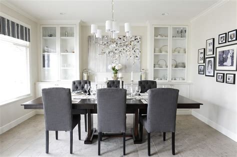 white built in cabinets in dining room built in dining room buffet ideas dining room transitional