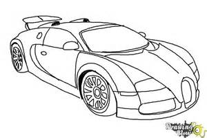 How To Draw Bugatti Easy Drawings Bugatti Colors Car Pictures Car