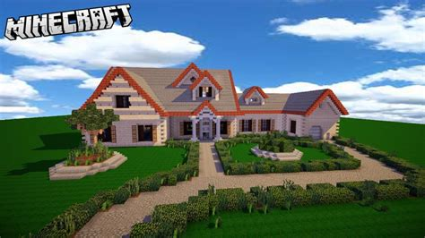 insane houses minecraft insane modern house tutorial part 1 2016 xbox pc playstation youtube