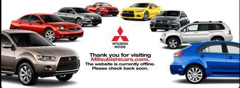 Www Mitsubishi Motors Usa Mitsubishi Motors Of America