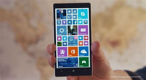 Microsoft Lumia Denim microsoft rolling out lumia denim update to lumia 520 620