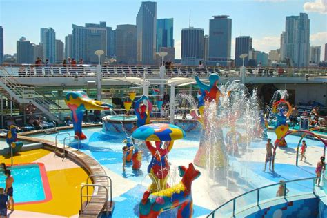 princess cruises youth program the 3 best family friendly cruise lines and their special