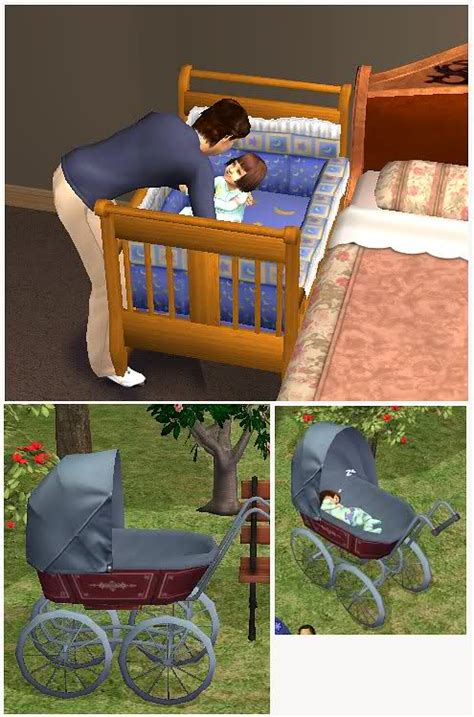 sims 2 baby swing baby items by snowstorm