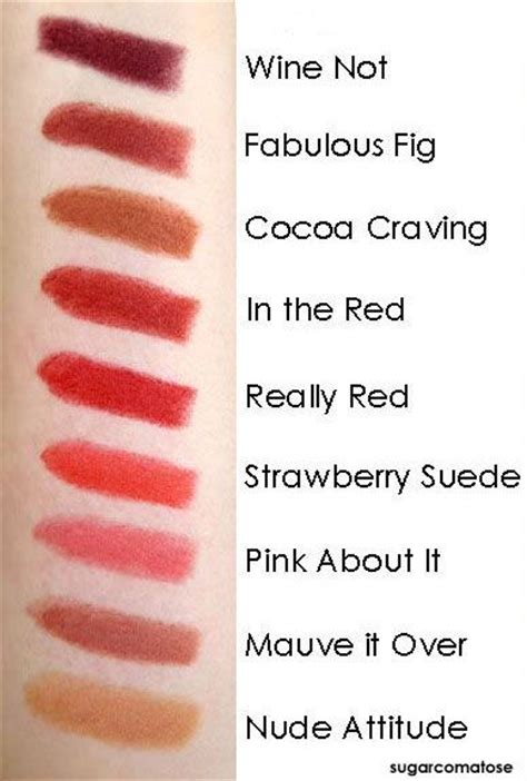 Lipstick Revlon Matte 24 Colors revlon matte lipstick reviews photos ingredients