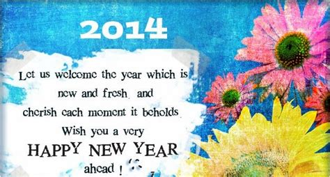 happy new year 2014 wishes spacial quotes best messages in
