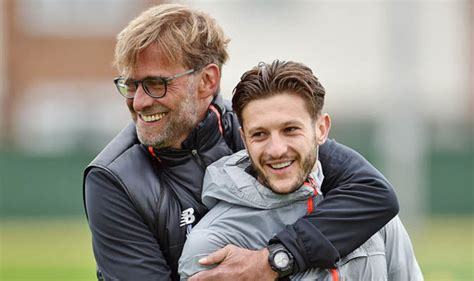 klopp bring the noise books liverpool news adam lallana reveals one thing jurgen