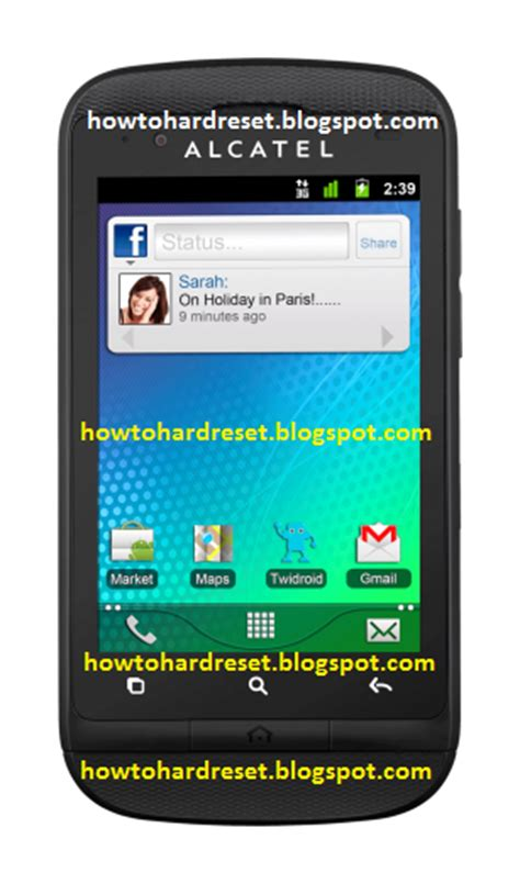 factory reset android java how to hard reset alcatel ot 918 how to hard reset smart