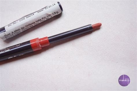 Lip Liner Oriflame oriflame colour lip liners review swatches price in india not only makeup