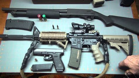 Home Defense by The Top 5 Ultimate Home Defense Weapons