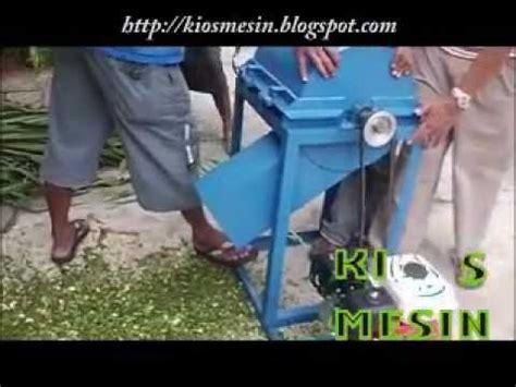 Mesin Perajang Rumput Serbaguna alat pencacah serbaguna doovi