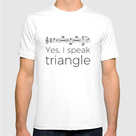 T Shirt I Speak yes i speak music t shirts the curious clarinet