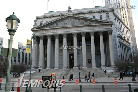 New York County Court Search New York County Supreme Court Building At 60 Centre From Across Foley Square