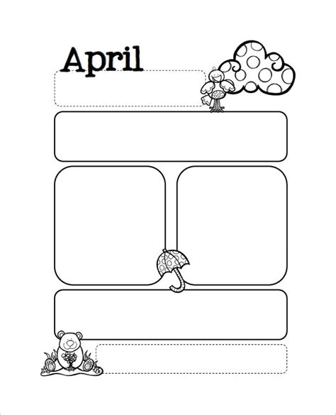 april newsletter template svoboda2 com