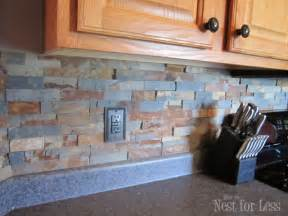 Stone Kitchen Backsplashes by Gallery For Gt Stone Kitchen Backsplash