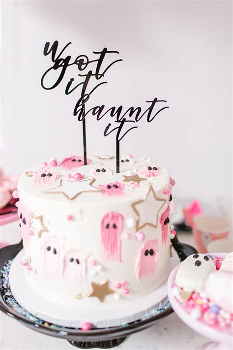 edible obsession halloween cake decorating ideas lauren conrad