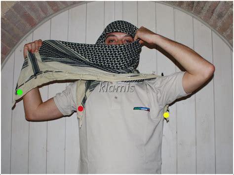 tutorial threading alis tutorial come indossare il kefiah shemag