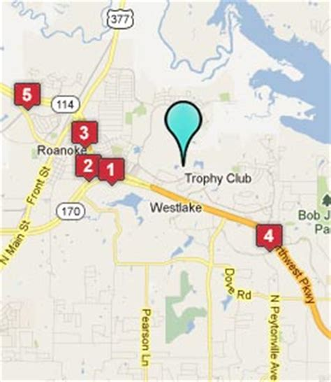 trophy club texas map trophy club texas hotels motels see all discounts
