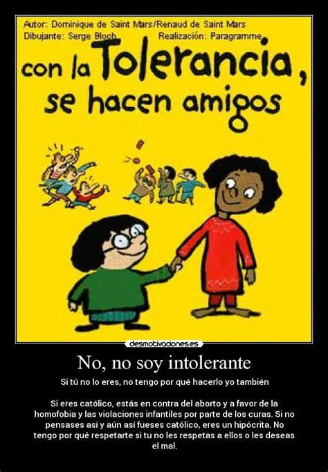 como hacer un cartel de la tolerancia de preescolar 2 7 tolerancia 191 puede tolerar 191 su
