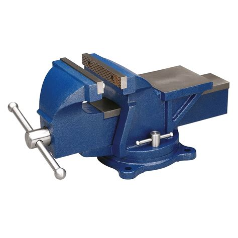 wilton bench vises wilton wilton 5 jaw bench vise with swivel base 11105
