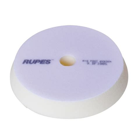 Rupes 180mm Finishing Pad White rupes white 7 quot foam finishing pad