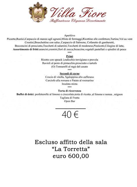 villa fiore ricevimenti buffet matrimonio menu up14 187 regardsdefemmes