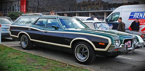 Gran Torino Station Wagon by Ford Gran Torino Station Wagon 1972
