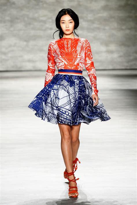 Fashion Week Duro Olowu Catwalk by Fashion Week 2015 On Anamika Khanna Couture
