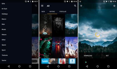 wallpaper craft android top 5 aplicativos para baixar pap 233 is de parede no android