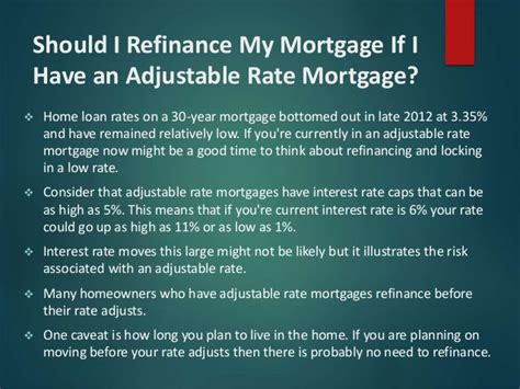 should i refinance my home loan 5 reasons you should