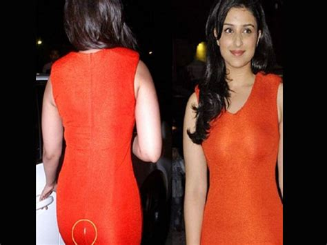 Indian Actresses Wardrobe by Picture Parineeti Chopra S Shocking Wardrobe Malfunction