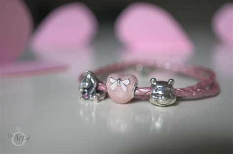 review pandora pink bow lace charm the of